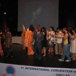 2008 Ulusal ve Uluslararası Martı töreni Yeditepe Üniversitesinde gerçekleştirdiğimiz 11. ICSQCC sırasında yapıldı.